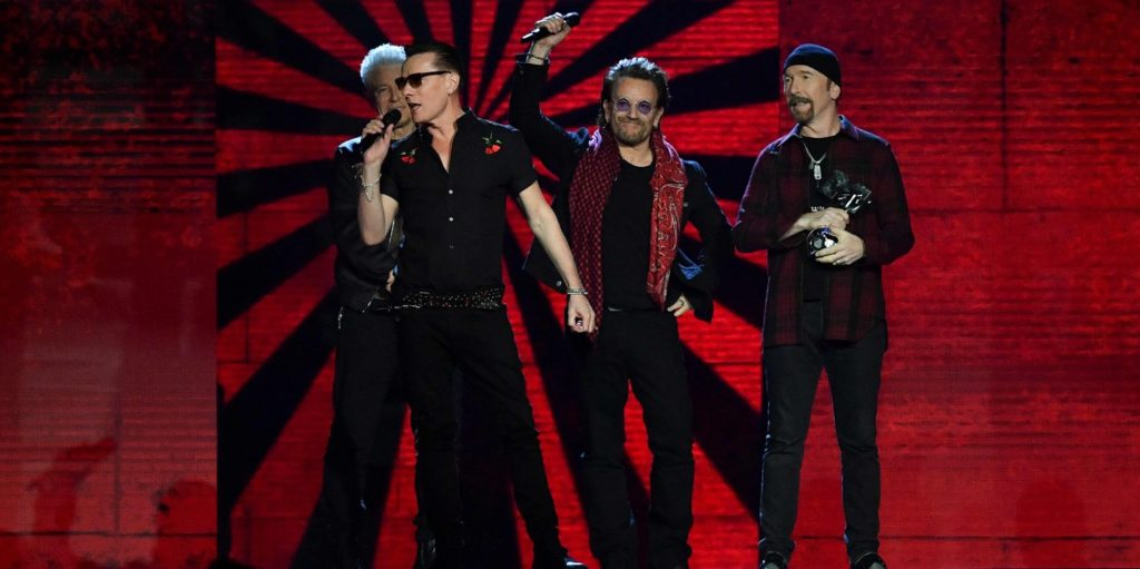 U2, honor a quien honor merece; reciben el Global Icon | El Imparcial de Oaxaca