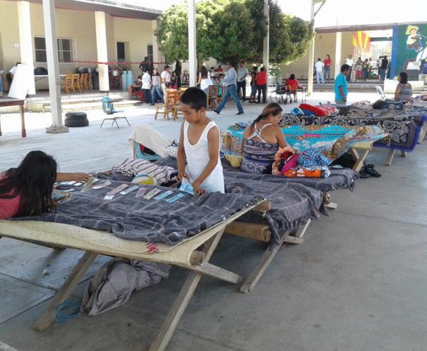 Movilizaciones en Tehuantepec Oaxaca para exigir segundo censo de viviendas