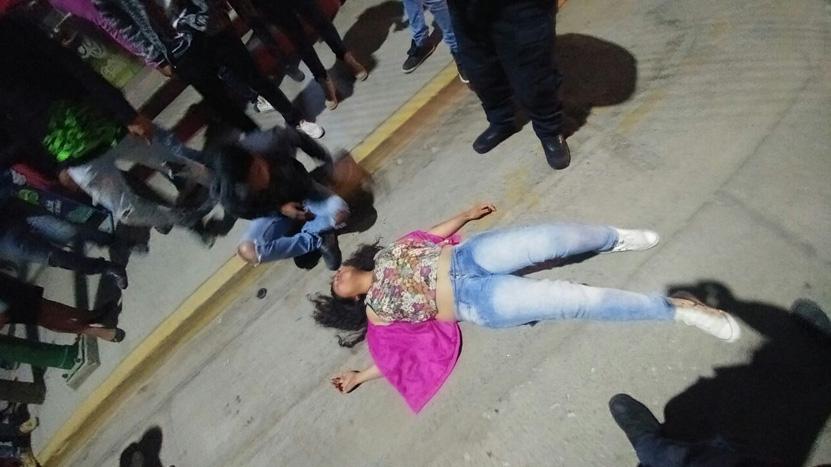 Derrapan adolescentes | El Imparcial de Oaxaca