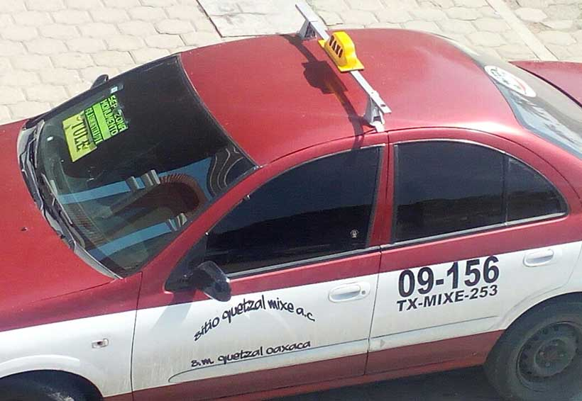 Denuncian a taxista en redes sociales por atacar sexualmente a jovencita | El Imparcial de Oaxaca