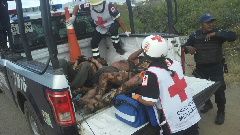 Muere uno de los tres acusados de robo que fueron quemados en San Mateo Macuilxóchitl | El Imparcial de Oaxaca