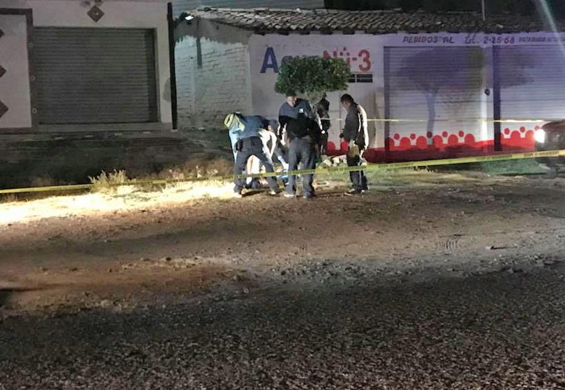 Asesinan a balazos a taxista en Huajuapan, Oaxaca   El Imparcial de Oaxaca