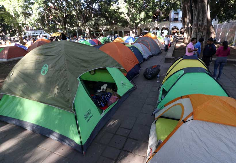 Advierte IEEPO de sanciones y descuentos a paristas en Oaxaca | El Imparcial de Oaxaca