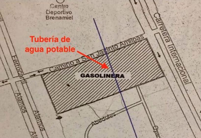 Continúa pleito legal  entre vecinos de Brenamiel y gasolinera en Oaxaca | El Imparcial de Oaxaca
