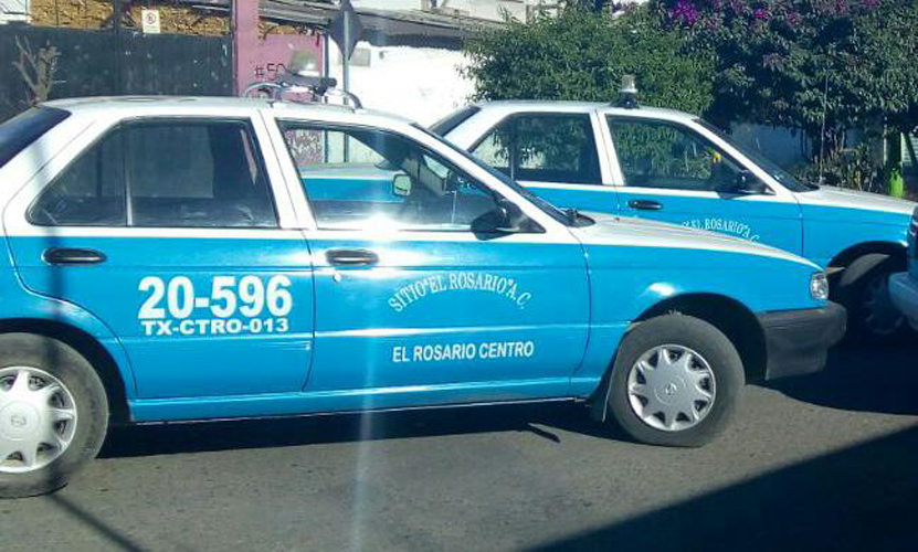 Buscan a taxista foráneo desaparecido en Oaxaca | El Imparcial de Oaxaca