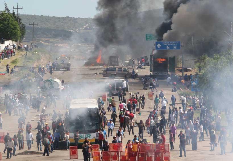 Piden mantener vigente reclamo de justicia por caso Nochixtlán | El Imparcial de Oaxaca