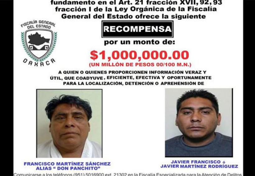 Detienen al líder del Frente Popular 14 de Junio en Oaxaca