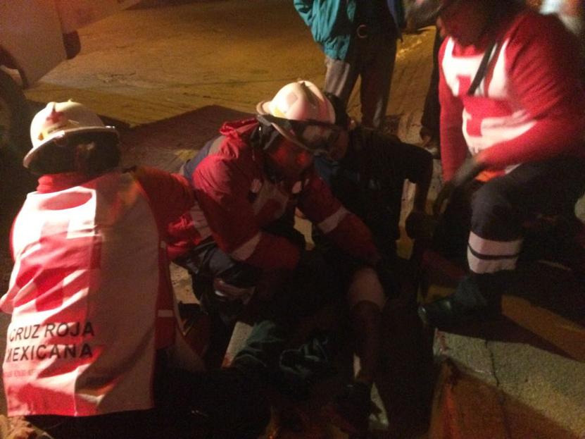 Cholos lo hieren tras resistirse a asalto en colonia Santa Anita, Oaxaca | El Imparcial de Oaxaca