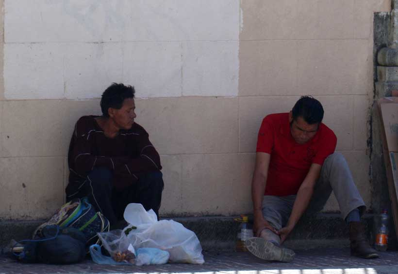 Piden retiro definitivo de personas alcoholizadas en el centro de la ciudad de Oaxaca   El Imparcial de Oaxaca
