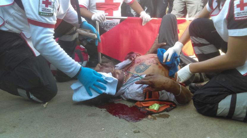 Ataque a puñaladas | El Imparcial de Oaxaca