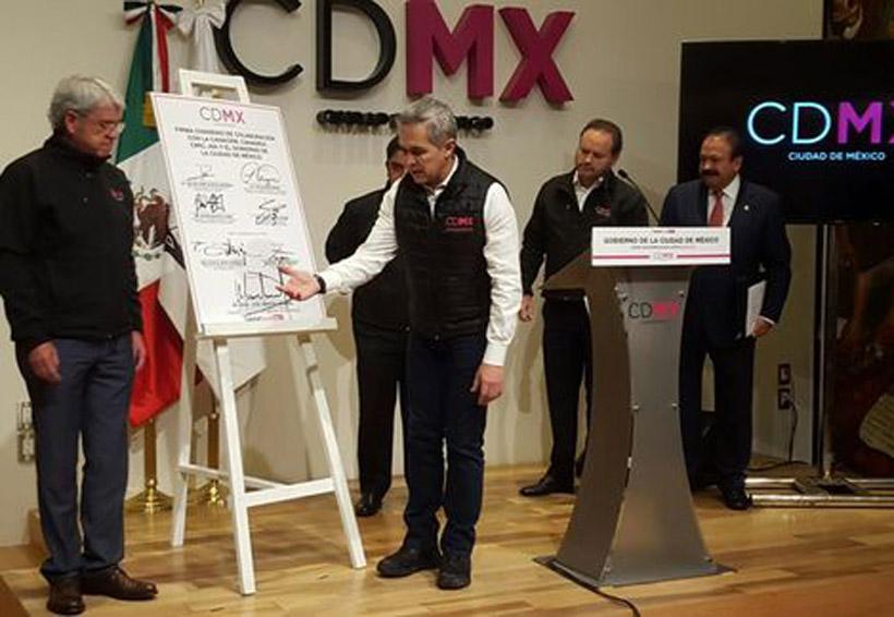 Venderán cemento barato a CdMx para reconstrucción | El Imparcial de Oaxaca