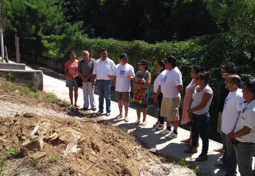 Comité de Playas Limpias, dueño del predio en disputa en Zicatela | El Imparcial de Oaxaca
