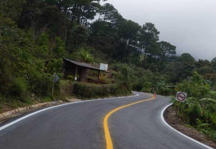 Rehabilita CAO tramos carreteros dañados por lluvias y sismos | El Imparcial de Oaxaca