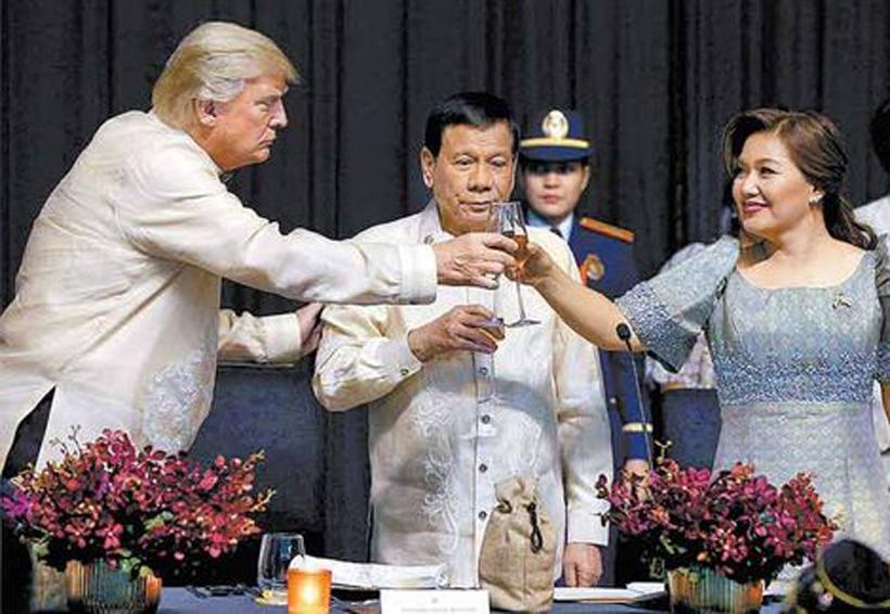 Trump recula; apoya a la CIA en caso Rusia | El Imparcial de Oaxaca