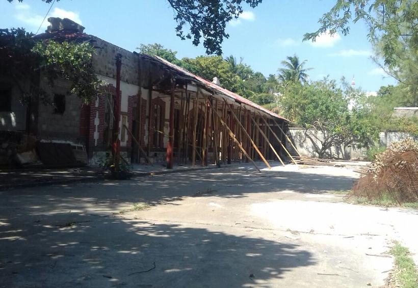 Inician trabajos de ex estación del ferrocarril de Salina Cruz | El Imparcial de Oaxaca