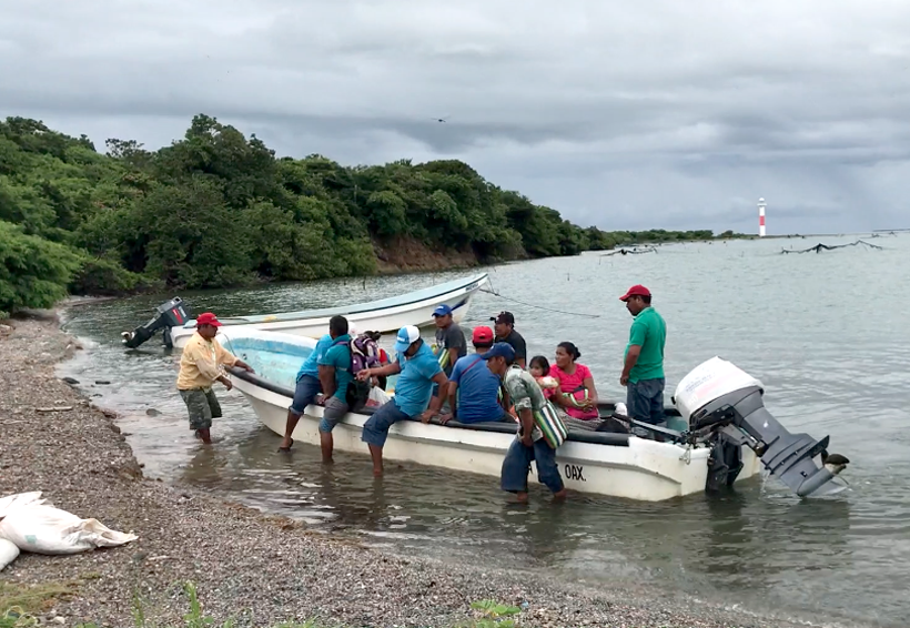 Santa María del Mar urge atención  al conflicto con San Mateo del Mar | El Imparcial de Oaxaca