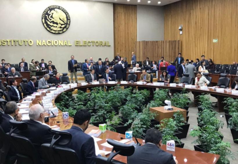 Determina INE topes máximos de gastos de precampaña y campaña para cargos federales | El Imparcial de Oaxaca