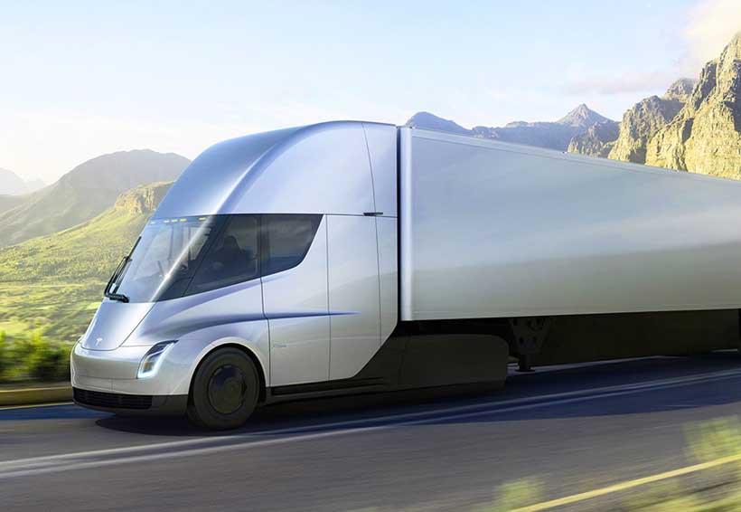 El primer camión eléctrico de Tesla | El Imparcial de Oaxaca