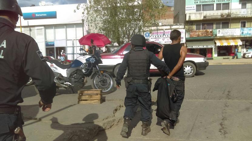 Arrollan a motorista en el mercado zonal de Santa Rosa | El Imparcial de Oaxaca