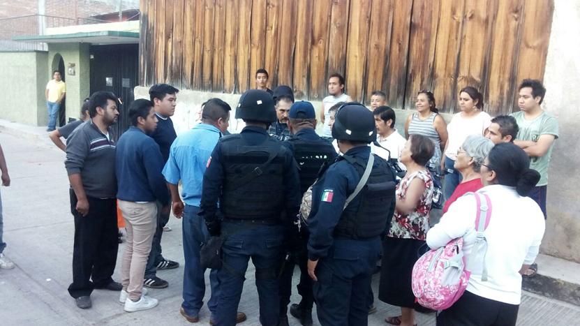 Rescatan a jóvenes vapuleados en San Martín Mexicápam, Oaxaca | El Imparcial de Oaxaca