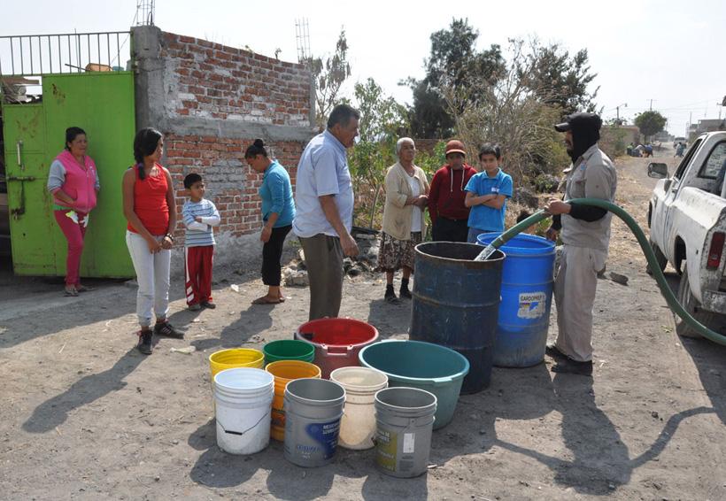 Inician la construcción del pozo  elevado en Tuxtepec, Oaxaca | El Imparcial de Oaxaca
