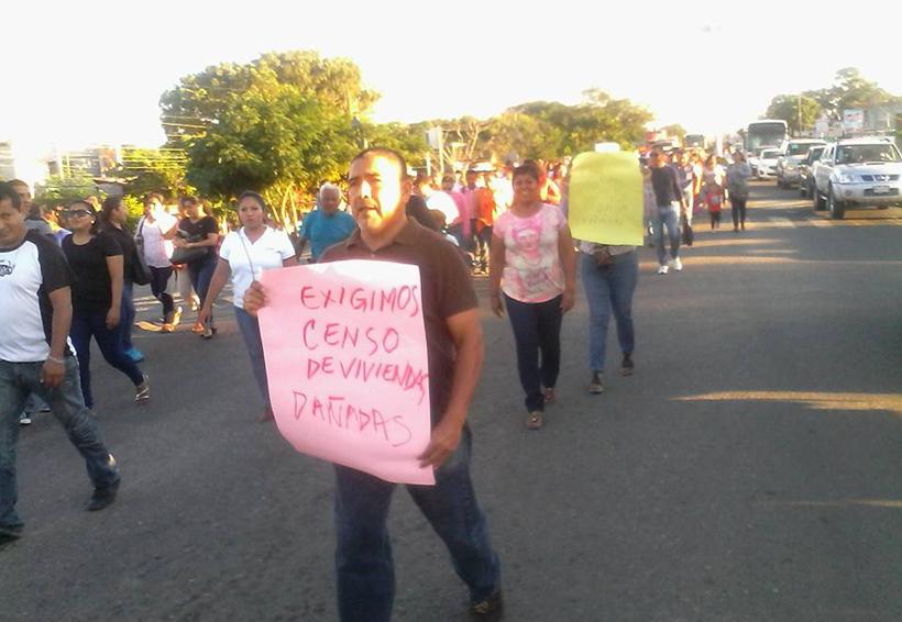 Exigen reconstrucción de escuelas del Istmo de Oaxaca