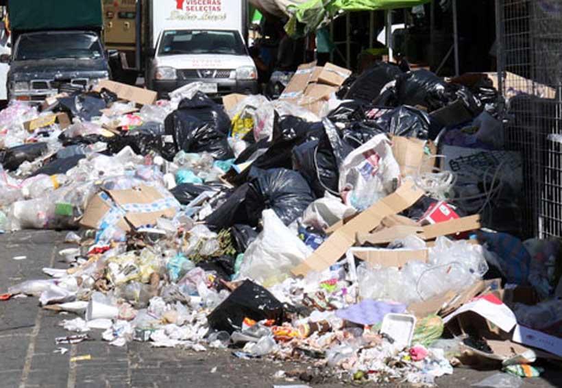 Temporada de Muertos deja toneladas de basura en Oaxaca | El Imparcial de Oaxaca