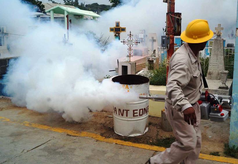 Fumigan en el Istmo para combatir al mosco trasmisor de dengue | El Imparcial de Oaxaca