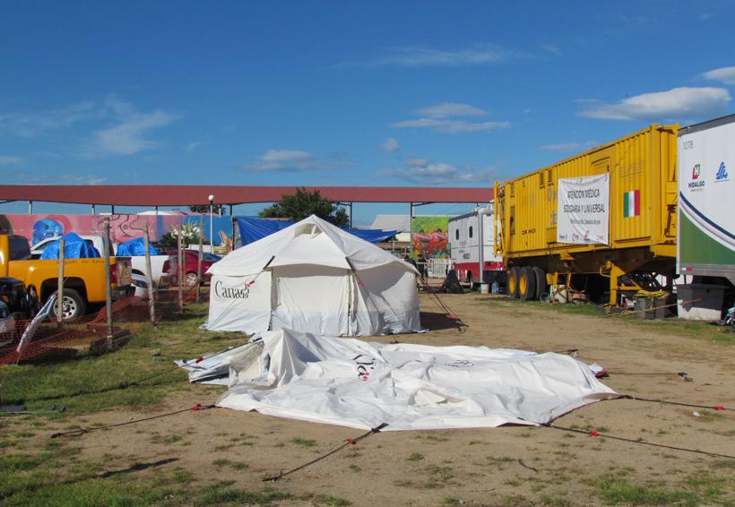 Hospital de Juchitán será  instalado en INCULZA