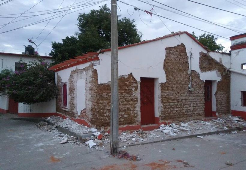 Tehuantepec emerge entre los escombros de los terremotos