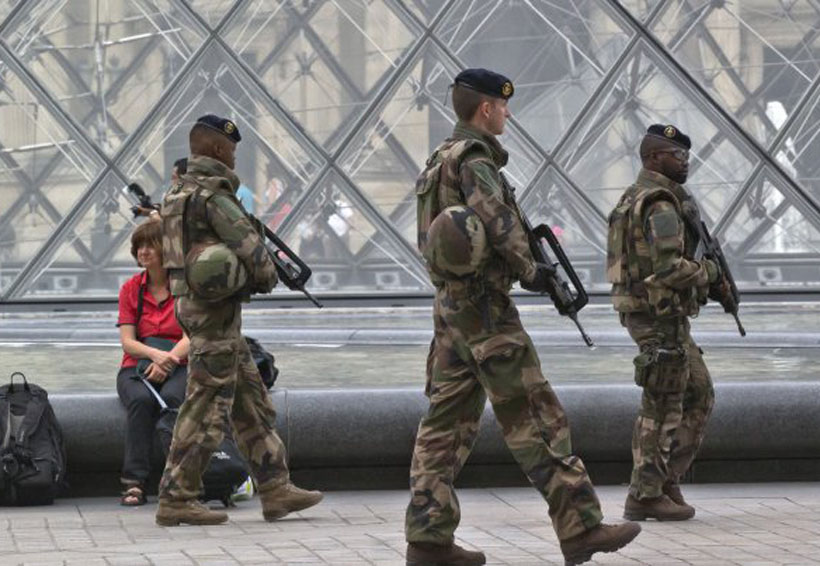 Detienen en Francia a dos personas por preparar atentados terroristas | El Imparcial de Oaxaca