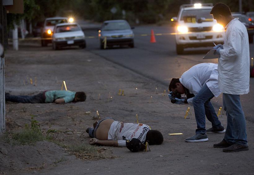 México cerrará el 2017 como el año más violento en dos décadas | El Imparcial de Oaxaca