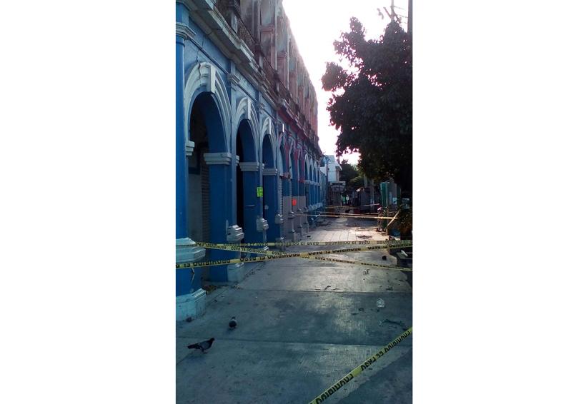 Inmuebles del Istmo son un peligro latente | El Imparcial de Oaxaca