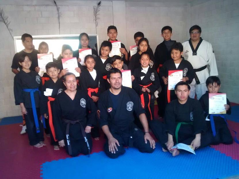 Muestran casta de guerreros | El Imparcial de Oaxaca