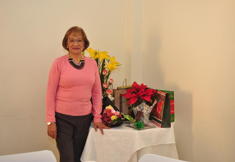 ¡Felicidades, Gladys!