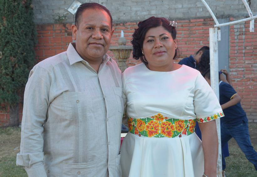 David y Yolanda unen sus destinos