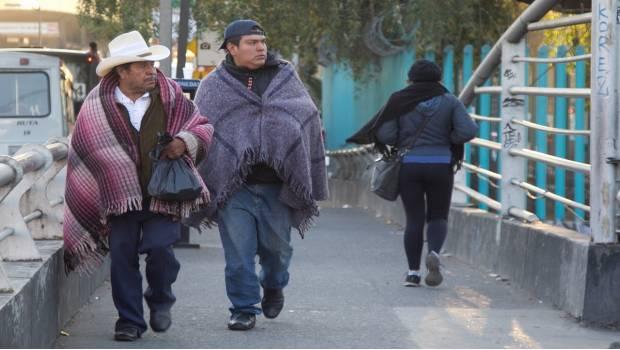 En esta última noche del año se esperan bajas temperaturas en el país | El Imparcial de Oaxaca