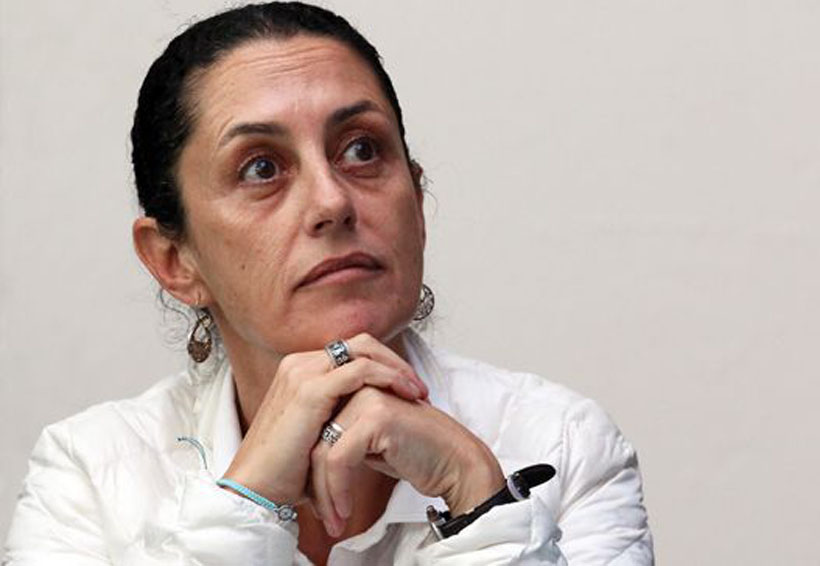 Sheinbaum renunciará para buscar la Jefatura de Gobierno de la CDMX | El Imparcial de Oaxaca