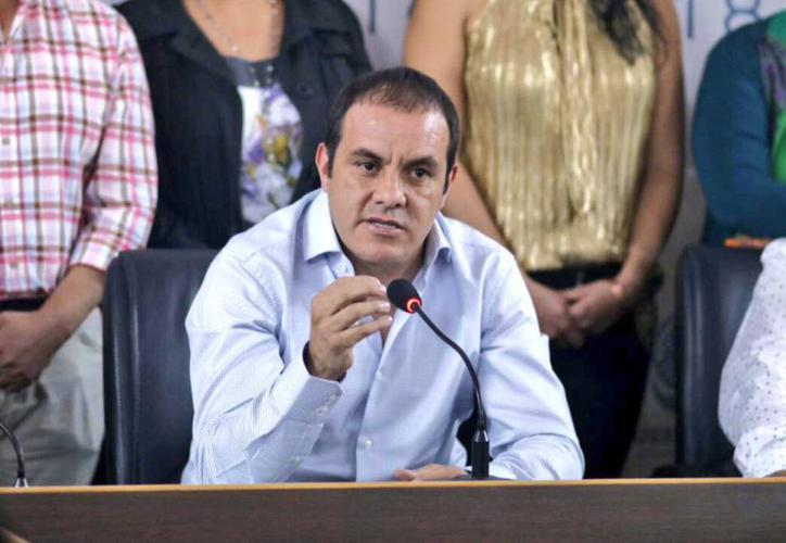 Tribunal de Justicia ordenó la destituir de el 'Cuau' como alcalde de Cuernavaca | El Imparcial de Oaxaca