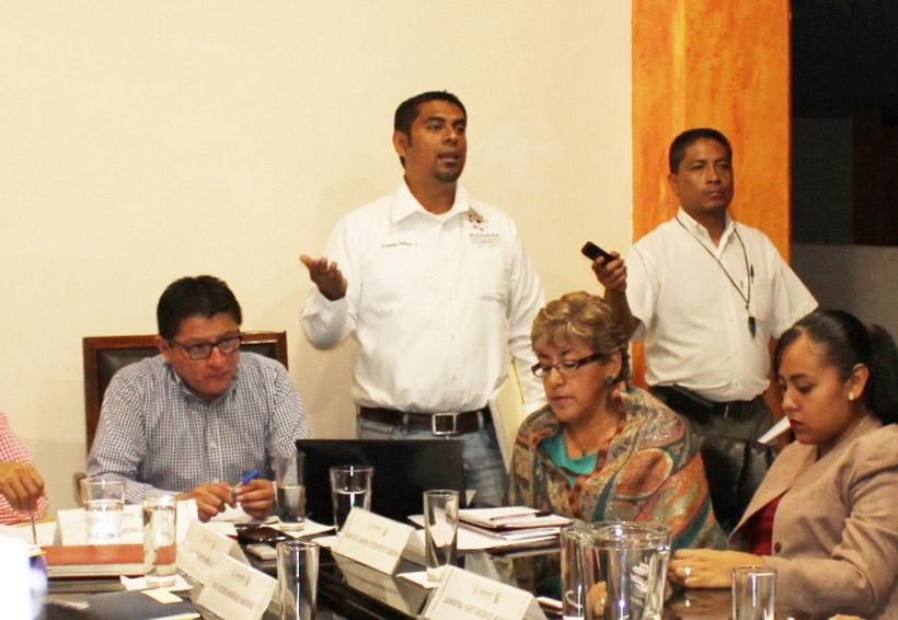 Asume director de administración sindicatura de procuración de Justicia | El Imparcial de Oaxaca