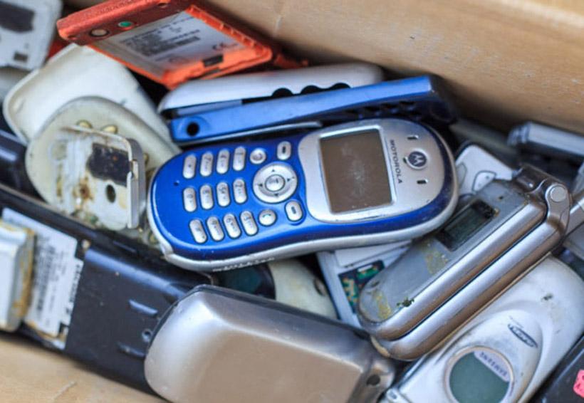 Aquí te decimos qué hacer con tu basura electrónica | El Imparcial de Oaxaca