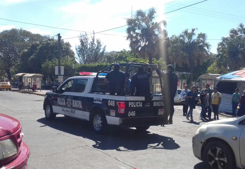 Reforzarán vigilancia  por fiestas de fin de  año en Salina Cruz, Oaxaca