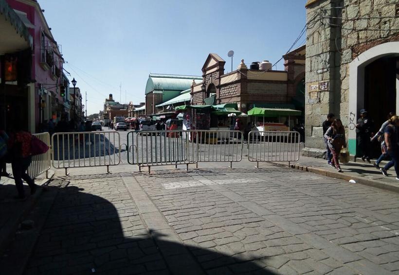 Reubican a vendedores  de Oaxaca en las calles aledañas a los mercados | El Imparcial de Oaxaca