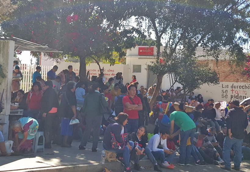 Cambios en la SEP con fines electorales: Sección 22 | El Imparcial de Oaxaca