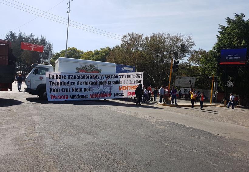 Prometen destituir al director del Tecnológico en Oaxaca | El Imparcial de Oaxaca