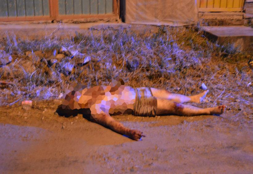 Encuentran a hombre muerto con huellas de tortura, impactos de bala   El Imparcial de Oaxaca