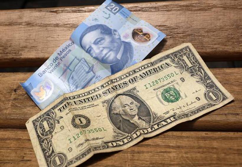 El peso registra su peor semana del año: dólar se dispara a $20 | El Imparcial de Oaxaca