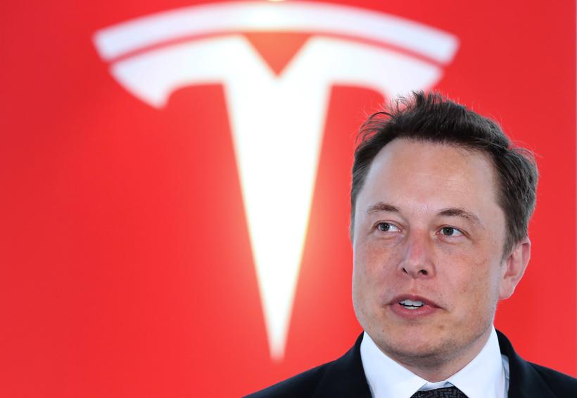 Elon Musk explica qué significan en realidad los logos de Tesla y SpaceX | El Imparcial de Oaxaca