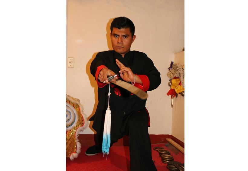 "Oaxaqueño ""Si Fu José Fabián""  representa a México en la Martial Art  World Expo 2018"