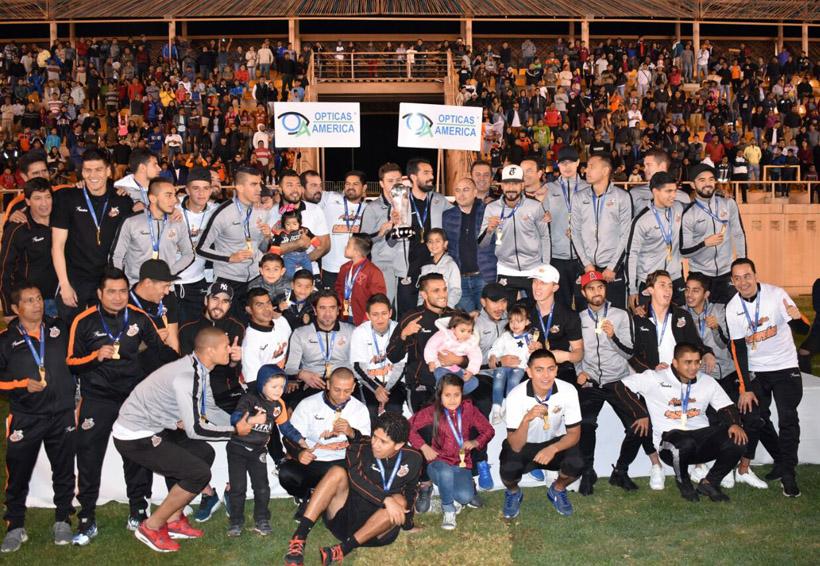 Oaxaca recibió a los Alebrijes, sus campeones | El Imparcial de Oaxaca